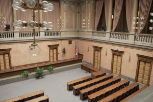 Moravian_Provincial_Diet_-_Assembly_hall_09